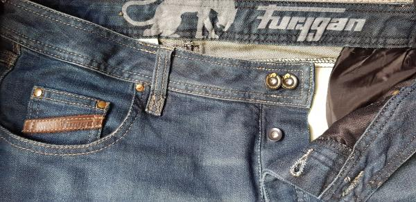 Furygan Steed Jeans