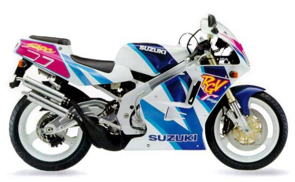 RGV250 (1994 - 1996)
