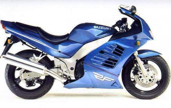 RF600R