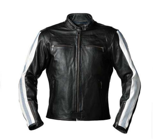 Club Men's Leather Jacket
