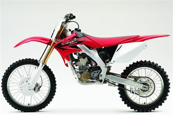 CRF250R (2005)
