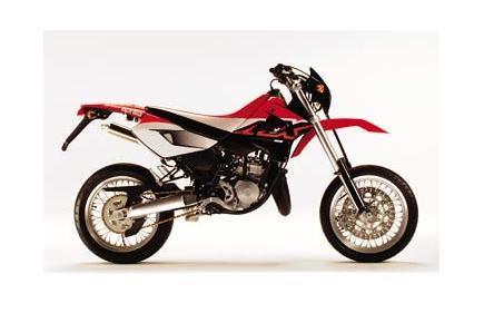 MX125 (2004 - 2008)