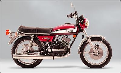 RD350 (1973 - 1975)
