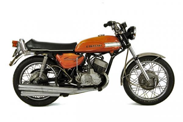 H1 Mach III 500 (1969 - 1975)