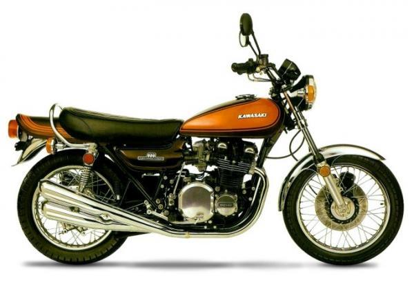 Z900 (1972 - 1975)