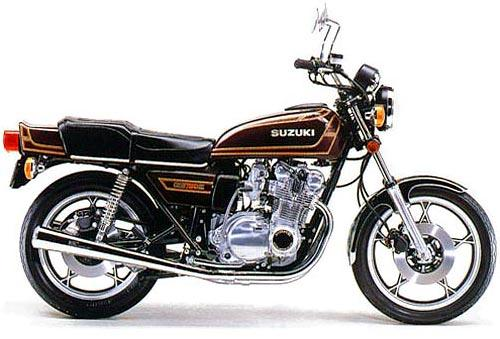 GS750 (1976 - 1981)