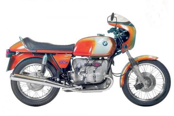 R90S (1973 - 1976)