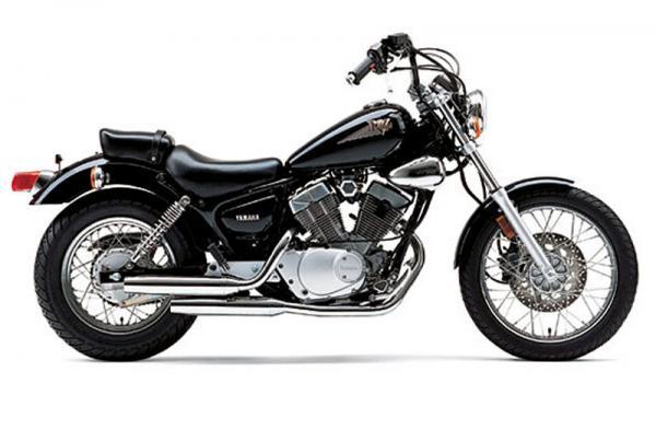 XV250 Virago