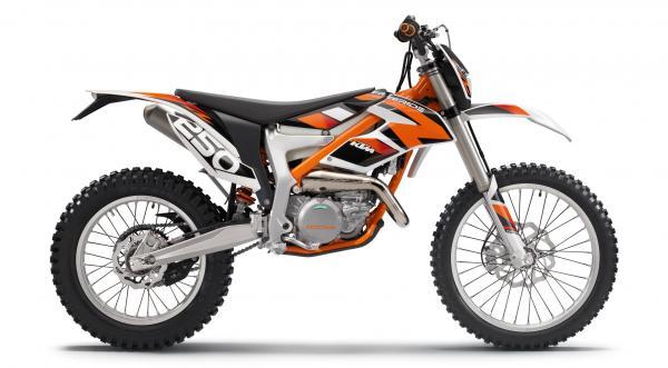 Freeride 250 R (2014 - Present)