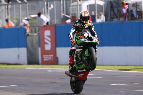 Jonathan Rea is 'Irish Motorcyclist of the Year' for fourth year