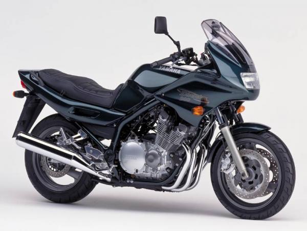 XJ900 Diversion (1994 - 2003)