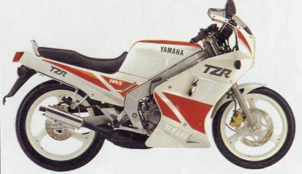 TZR125 (1993 - 1996)