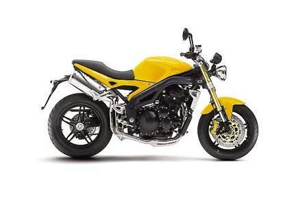 Speed Triple 1050 (2005 - 2010)