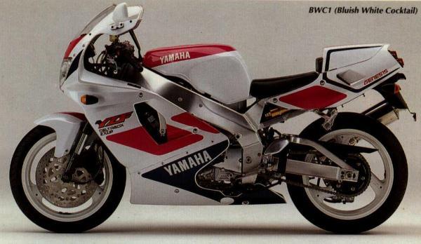 YZF750R (1993 - 1996)