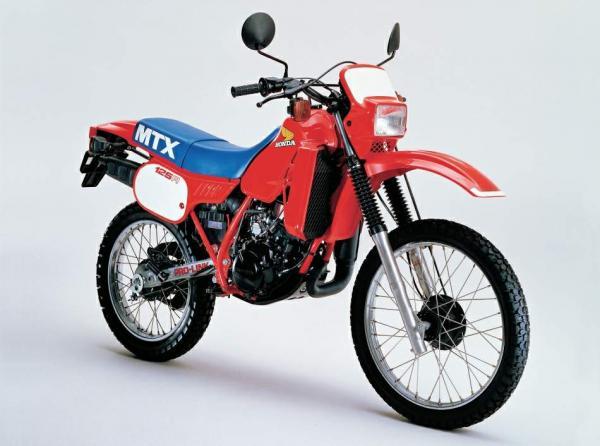 MTX 125R
