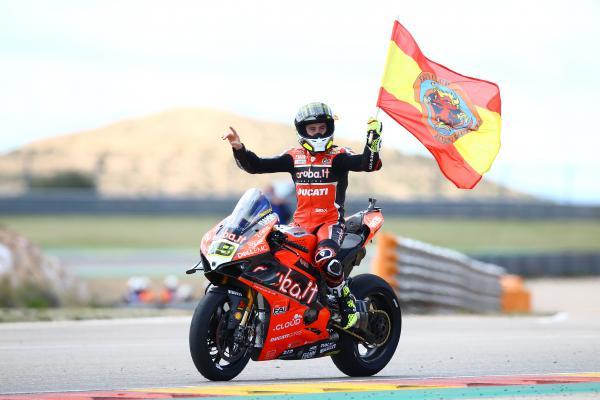 Ducati WorldSBK - Alvaro Bautista