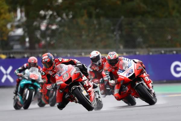Ducati Danilo Petrucci Le Mans French MotoGP