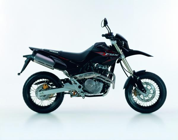 FMX650 (2005 - 2009)