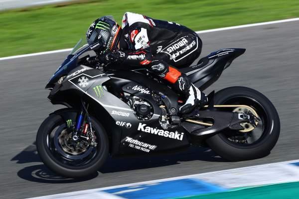 2021 Kawasaki ZX-10RR Ninja WorldSBK Jonathan Rea