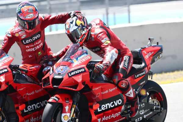 Jack Miller - Ducati Corse MotoGP 2021