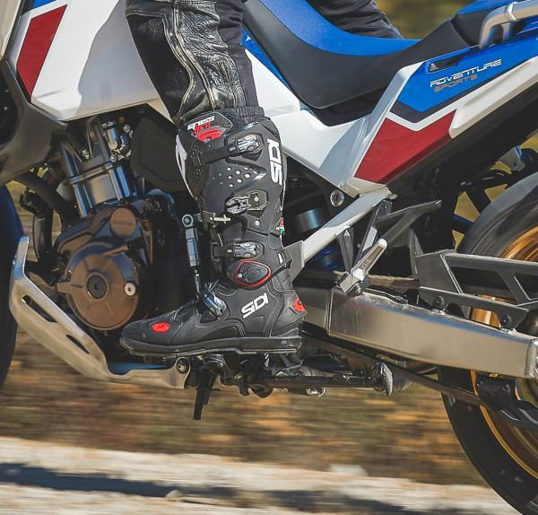 Sidi Crossfire 2 SRS off-road motorcycle boot