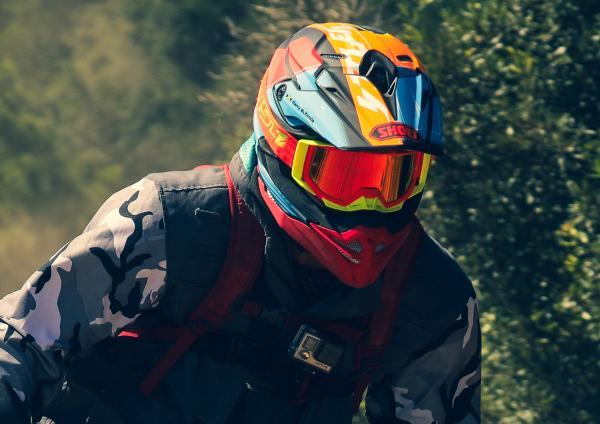 Shoei VFX-WR Helmet