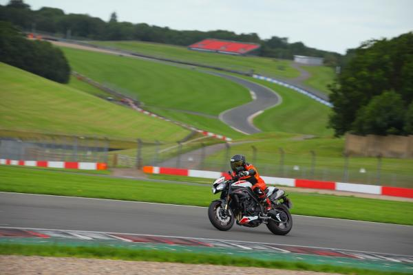 Triumph Speed Triple RS track review
