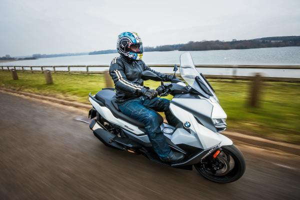 BMW C 400 GT (2019) review
