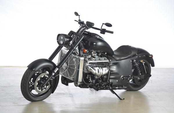 Top 10 scariest bikes ever   Visordown