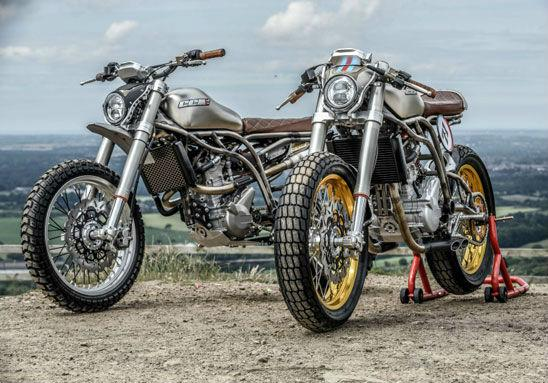CCM Motorcycles secures new investment, now looking to expand operations