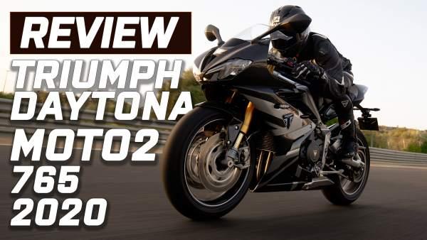 Triumph Daytona Moto2