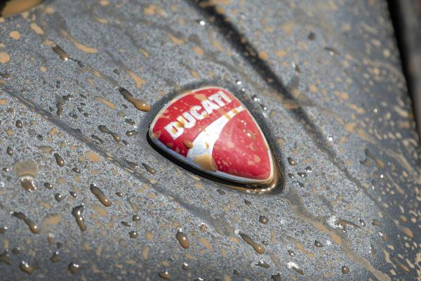 Ducati tease muddy new model