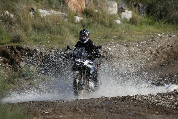 2018 BMW F850GS and F750GS video review