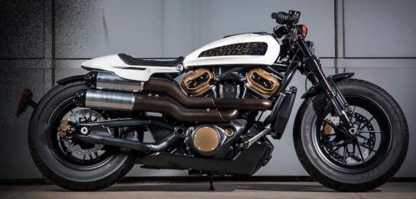 Harley-Davidson Future Custom Model