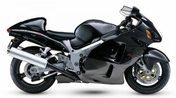 2021 Suzuki Hayabusa predicted tech and details revealed