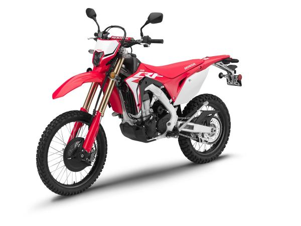 Honda CRF450L Video Review