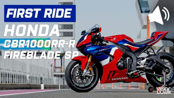Honda CBR1000RR-R Fireblade SP First Ride Thumbnail