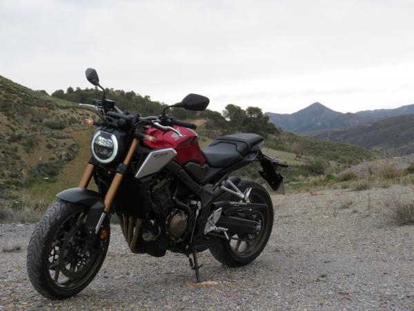 Honda CB650R (2019)