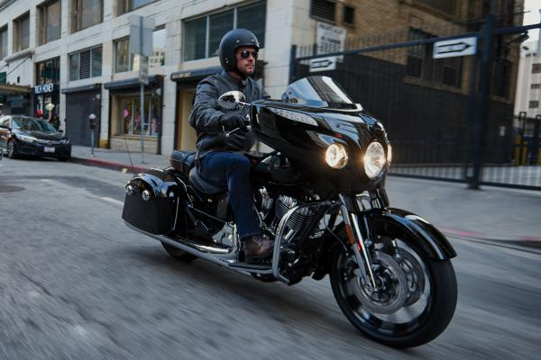 Indian Motorcycles to move back to the Japanese market