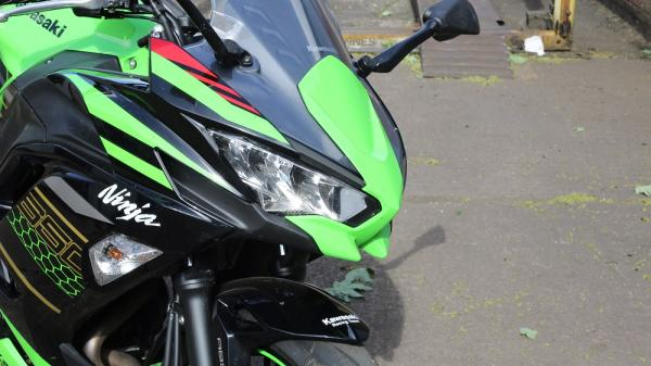 Kawasaki Ninja 650 review