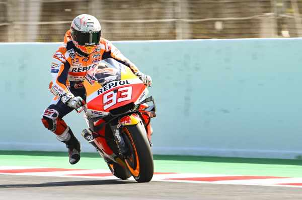 Marc Marquez - Repsol Honda 2021
