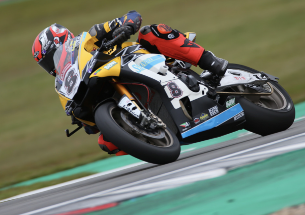 Shaun Winfield - TAG Racing Yamaha [credit: TAG Racing]