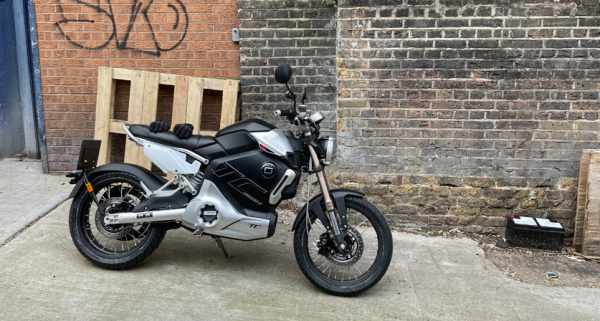 Super Soco TC Max Review 2021 Electric motorcycle