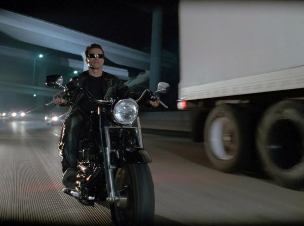 Terminator 2 Fat Boy up for auction