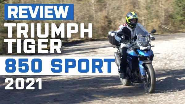 Triumph Tiger 850 Sport thumb