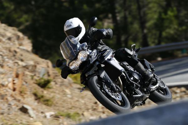 First ride: Triumph Tiger 800 XRx review | Visordown