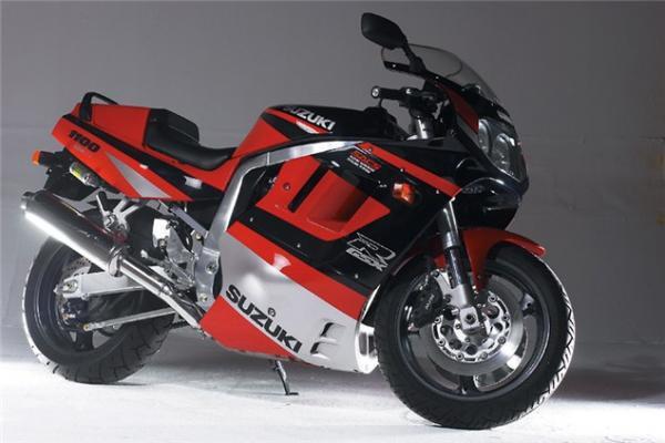 Bike Icon: Suzuki GSX-R1100 | Visordown