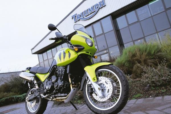 Living With A 2002 Triumph Tiger Visordown