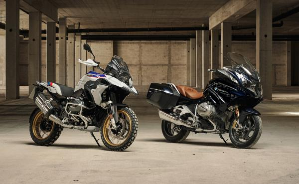 2019 BMW R1250 GS and RT