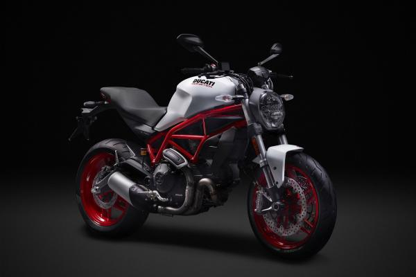 Ducati introduces new Monster 797